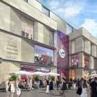 Thumbnail-Photo: New shopping center for the city of Bielefeld...