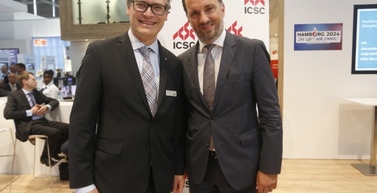 Photo: ICSC European advisory board introduces new chair...