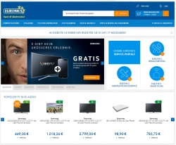 The new Euronics online marketplace uses a payment solution from Heidelpay....