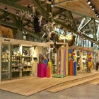 Thumbnail-Photo: What shop design can look like: Bikini Berlin with news retailers...