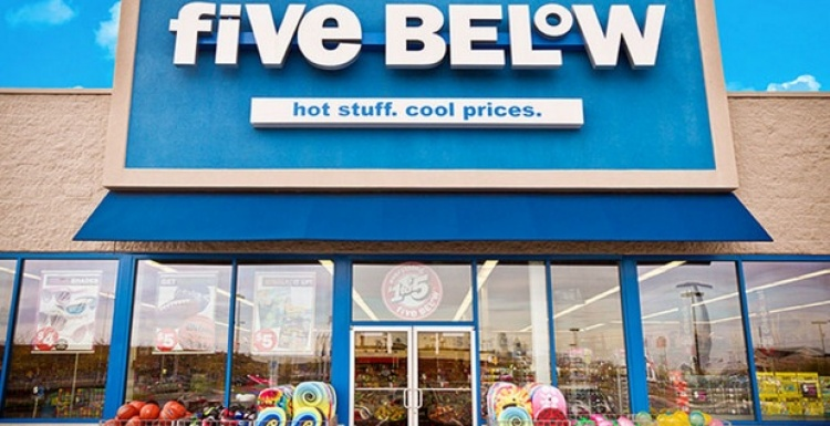 Photo: Extreme value retailer Five Below selects Zimmerman to drive growth...