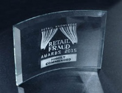 At the Retail Fraud Awards, Cash Bases SMARTtill Cash Management Solution was...