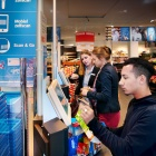 Thumbnail-Photo: Albert Heijn opens first self-checkout supermarket...