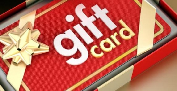 Photo: Gift cards a consumer friendly choice