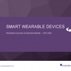 Thumbnail-Photo: Fitness wearables sector by 2020