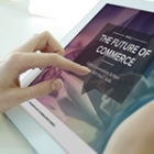 Thumbnail-Photo: Elastic Path releases second ebook 'The Future of Commerce'...