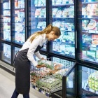 Thumbnail-Photo: Carriers new vertical freezer delivers enhanced ergonomics and...