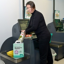 Thumbnail-Photo: MERKUR rolls out Self-Checkouts and software...