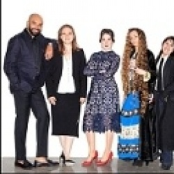 Thumbnail-Photo: EPSON digital couture event: Display of technology and high-fashion...