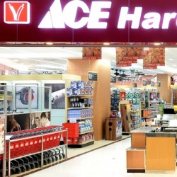 Thumbnail-Photo: Ace Hardware loyalty program in retail grocery...