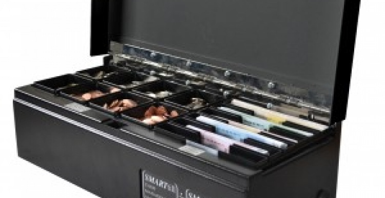 Photo: Intelligent cash drawer is honored in UK