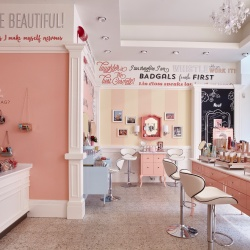 Thumbnail-Photo: Benefit Cosmetics opens its first boutique in Germany...