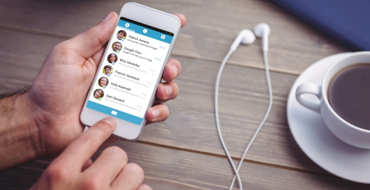 Photo: Conversational Commerce: Messenger Apps are the new sales channels...