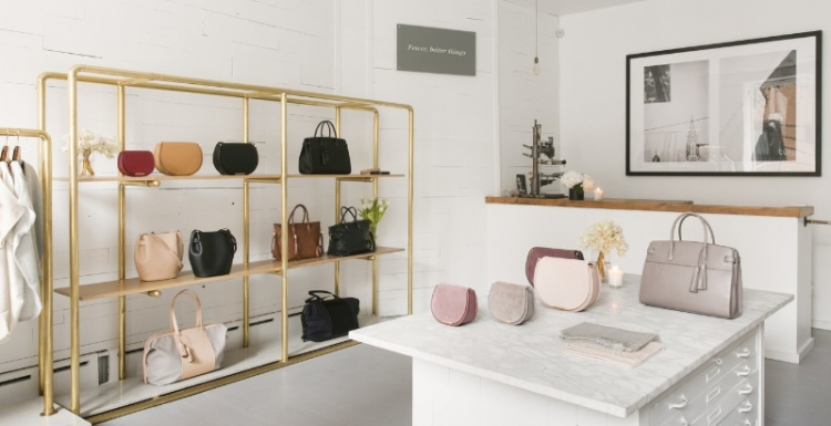 Photo: Cuyana opens New York Pop-Up