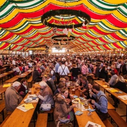 Thumbnail-Photo: 'Xanten Oktoberfest': Powerful, robust Posiflex XT-3815 POS Terminals...