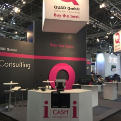 Thumbnail-Photo: Quad GmbH looks back on a successful business year...