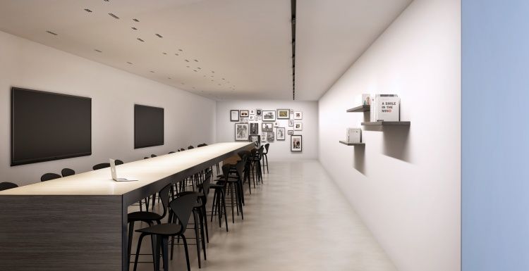Photo: Lighting specialists for masterful retail scene-setting...