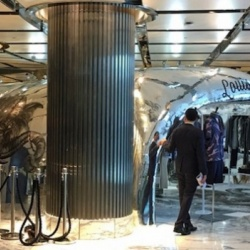 Thumbnail-Photo: Worlds first 3D printed store created for Louis Vuitton...