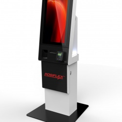 Thumbnail-Photo: Posiflex unveils latest kiosk