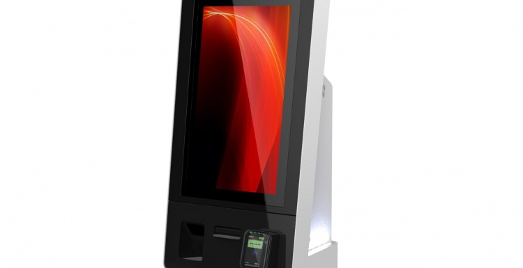 Photo: Posiflex unveils latest kiosk