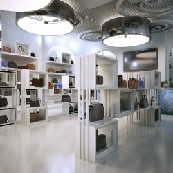Thumbnail-Photo: Store Design and Shopfitting at EuroShop 2017...
