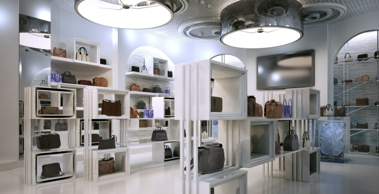 Photo: Store Design and Shopfitting at EuroShop 2017...