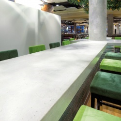 Thumbnail-Photo: Innovative surfaces and acoustic solutions