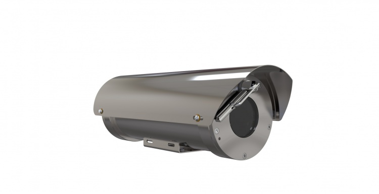 Photo: Axis launches additional explosion-protected cameras...