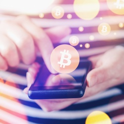 Thumbnail-Photo: Cryptocurrency on the rise