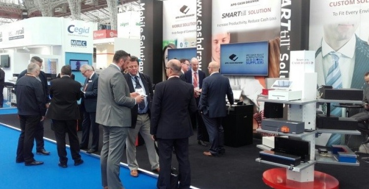 Photo: European retail trade shows – no signs of slowing down...