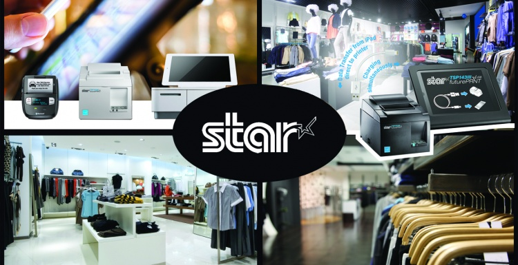Photo: Star Micronics revolutionises POS terminal device choice...
