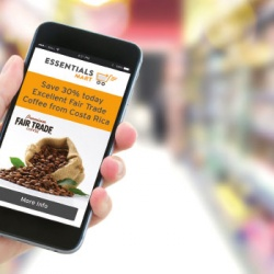 Thumbnail-Photo: More relevance for retail customers thanks to location-based marketing...