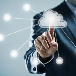 Thumbnail-Photo: Forecast to 2023 for the global cloud storage market...