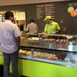 Thumbnail-Photo: Carrefour Belgium brings its convenience stores in Brussels metro and...