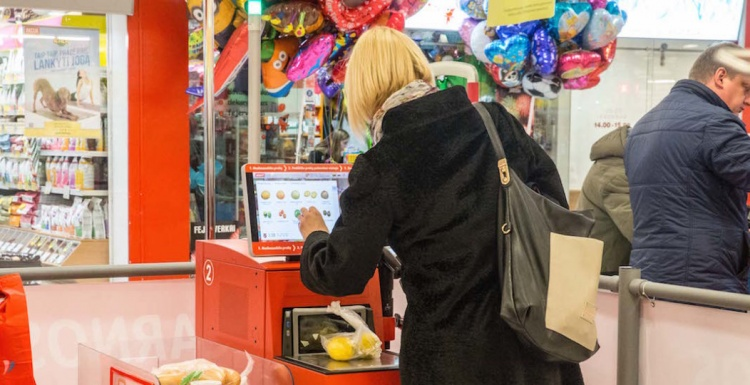 Photo: The self-checkout paradox – faster or slower?...