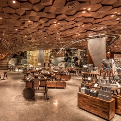 Thumbnail-Photo: Starbucks Reserve Roastery opened in Shanghai...