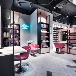 Thumbnail-Photo: What shop design can look like: The unique store of Mußler Beauty by...