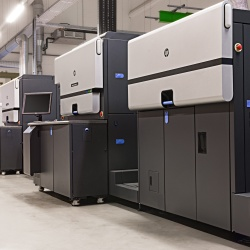 Thumbnail-Photo: Bizerba doubles the digital printing capacity of its Bochum facility...