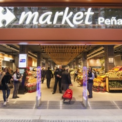 Thumbnail-Photo: Carrefour's Market Peñalver store wins Best food and Supermarket...
