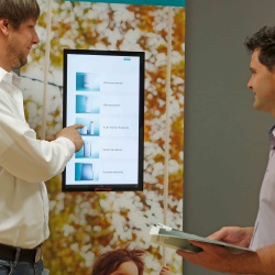 Thumbnail-Photo: The new multimedia shopping experience