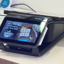Thumbnail-Photo: From payment device to interaction interface between retailer and...