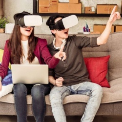 Thumbnail-Photo: New VR retail service in collaboration with Alibaba...