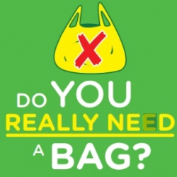 Thumbnail-Photo: Encouraging retailers to introduce voluntary plastic bag charging...