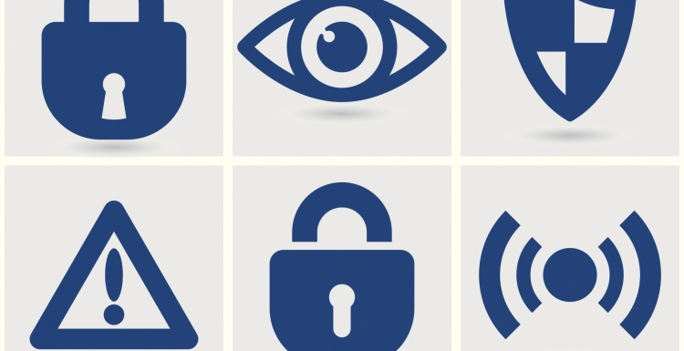 Icons for Data Privacy; Copyright: panthermedia.net /VilisovVilisov...