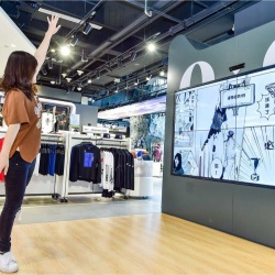 Thumbnail-Photo: Alibabas Tmall unveils first Retail Megastore for Intersport...