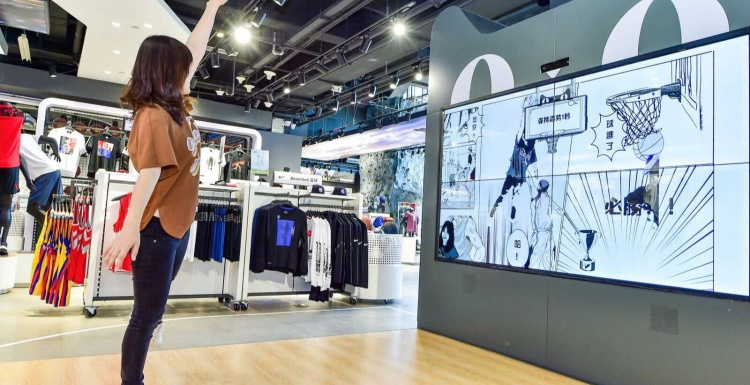 Photo: Alibabas Tmall unveils first Retail Megastore for Intersport...