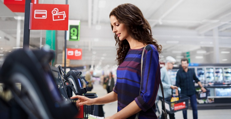 Self-Checkout; Copyright: NCR GmbH