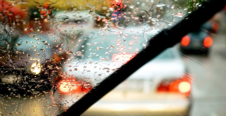 Car Window Rain; Copyright: panthermedia.net/mikrin...
