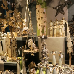 Thumbnail-Photo: Back to nature: Christmas decorating tips, part 2...