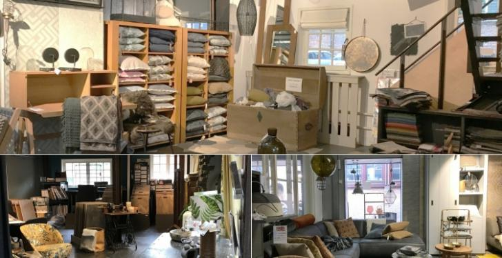 Photo: What shop design can look like: Decorette Woonatelier De Lange Jan...